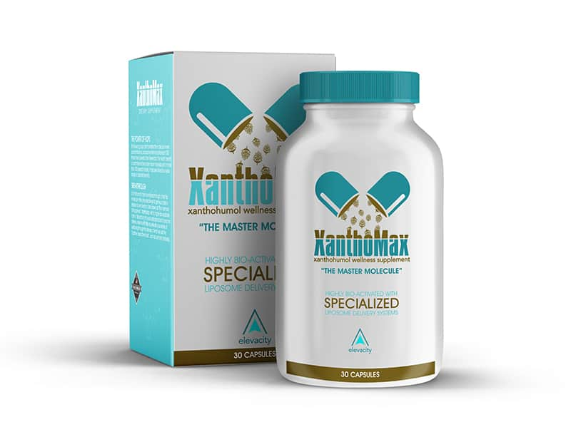 Antioxidant Flavonoid - XanthoMax